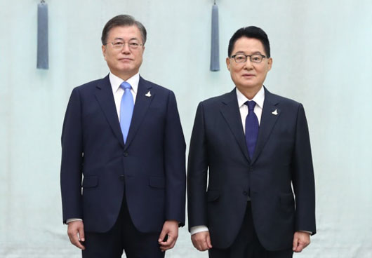 Seoul doubles down on innocence of new intelligence chief