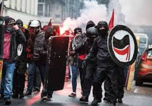 From German roots, Antifa uses race as tactic in all-out war on American order