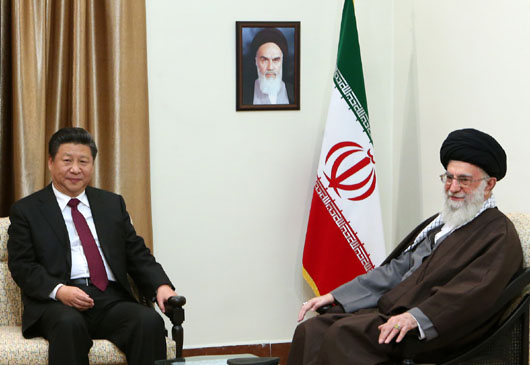 Secret deal called 'clear win for China', sparks outrage at mullahs in Iran