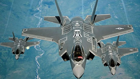 One year after U.S. expelled Turkey from F-35 program, Turkish firms still supplying parts