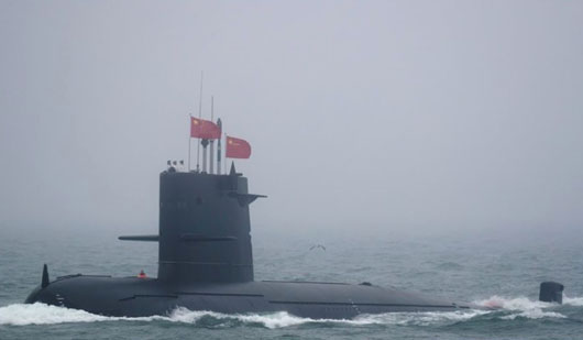 Pentagon: PLA prioritizing non-war and information ops, continues sub buildup