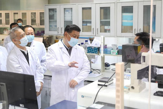 Report: U.S. intelligence gains new insights on Chinese bioweapons from defector