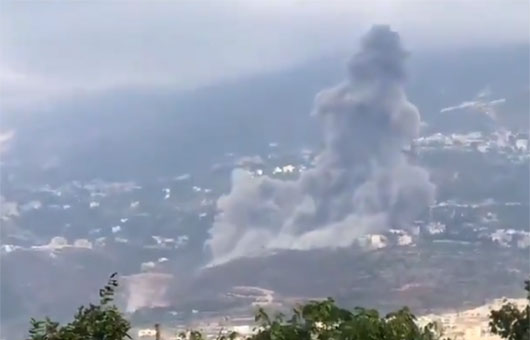 Report: NGO believed serving as explosives base for Hizbullah in southern Lebanon
