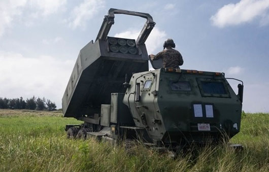 U.S. Marines revamping arsenal, strategy for East Asia arena