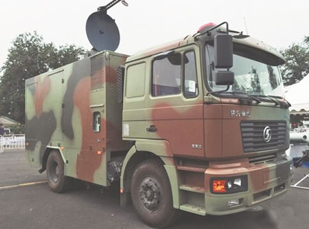 Did China use microwave weapons against Indian troops?