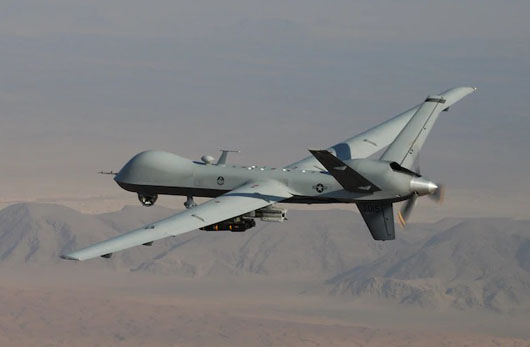 U.S. sale to Taiwan of MQ-9 Reaper drones rattles China