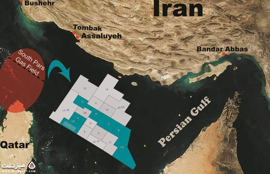 China in control as Iran's huge South Pars gas field nears completion