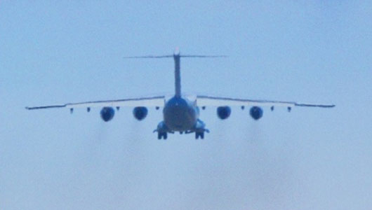 China reveals apparently indigenous Y-20 heavy transport variants