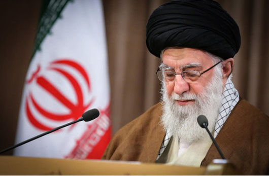 Report: Khamenei in decline, may have passed power to his son