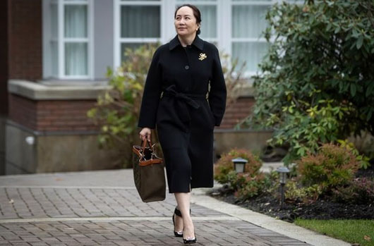 Huawei's fortunes and fate of founder's daughter seen pinned to Biden inauguration