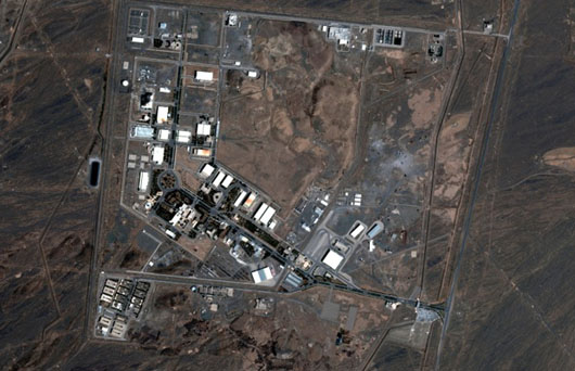 Iran taking its nuclear program underground, satellite images confirm