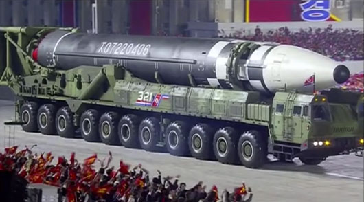 North Korea not seen proliferating currently but could test a new U.S. administration