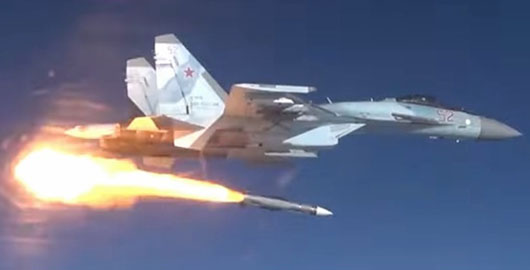 Expert: Russia sold China its new long-range air-to-air missile