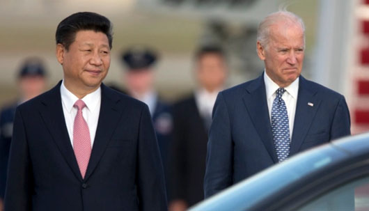 U.S. counterintelligence: China favored Biden, influence effort now 'on steroids'
