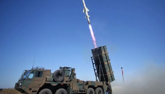 Asian neighbors amassing missiles in response to China's massive arsenal