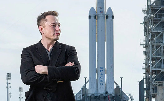 Elon Musk in demand by both U.S. and China space forces