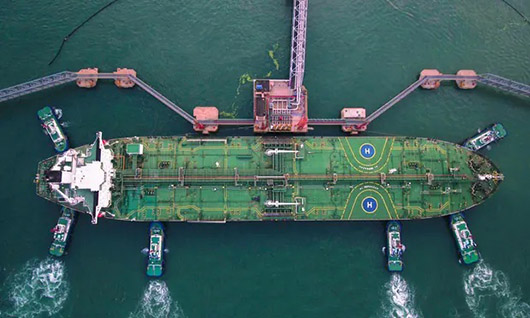 China exploits Biden's easing of sanctions, increases oil imports from Iran