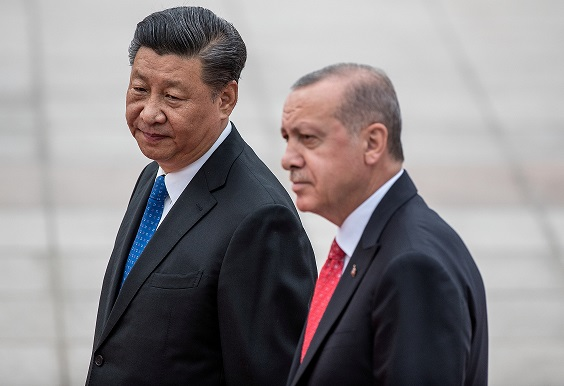 Another Chinese asset? After turning from the West, Turkey's Erdogan turns on the Uyghurs