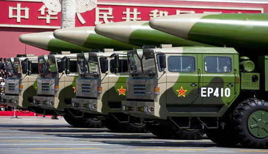 China has nearly doubled its 'Guam killer' DF-26 missile force in 7 months