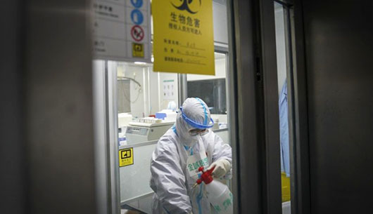 China, in first, skipped annual bioweapons meeting with U.S. last year