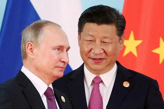 Team Biden appears to fail China's early, Russia-backed tests of resolve