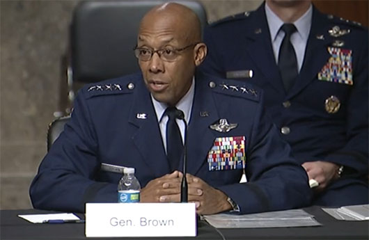 Air Force chief: 'Simply put, if we do not change, we risk losing'
