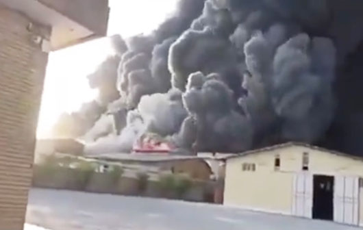 Another Iran blast, this time in Qom; Israel presses U.S. not to squander 'leverage'