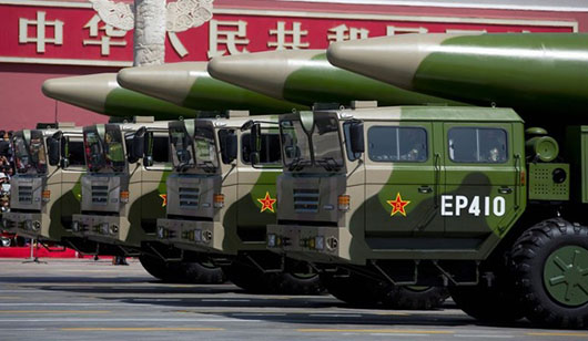 Report: China's proliferation to North Korea continues but by indirect means