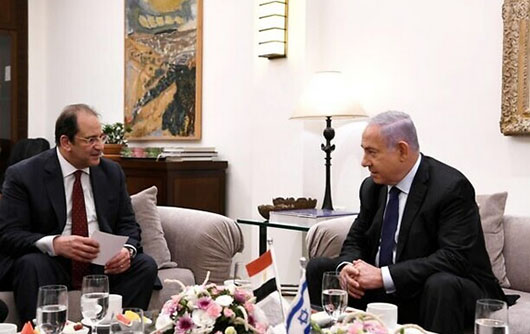 Israel, Egypt exchange visits by security chiefs, discuss Iran's presence in Gaza