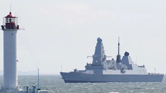 Team Biden's inaction set stage for UK-Russia confrontation in Black Sea