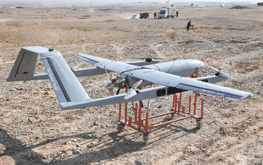 Iran's drone war aims at U.S. targets, impacts region from Israel to Yemen