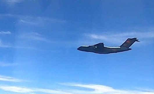 Incursion by 16 Chinese PLAAF transports puts Malaysia, Southeast Asia on notice
