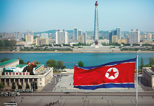 Report: No rations since April in privileged Pyongyang, but elites have food
