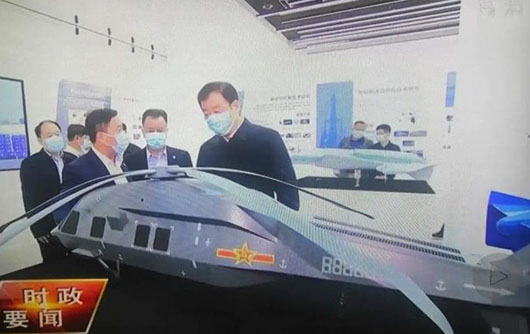 China may have stealth helicopter based on U.S. tech from Bin Laden raid