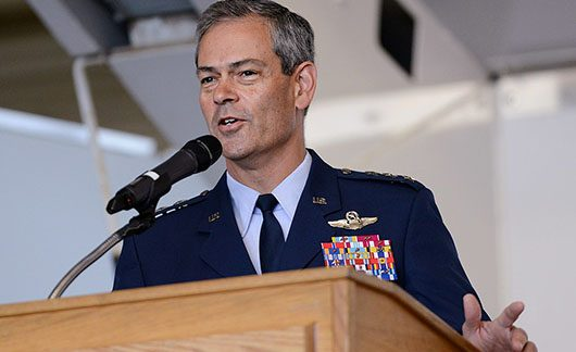 U.S. Pacific Air Forces commander on CCP's intention: 'It's pretty clear'