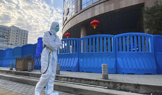 Countering future China pandemics: Trump analysts propose action steps