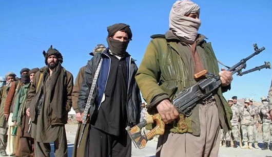 U.S. out of Afghanistan: Taliban targets air force