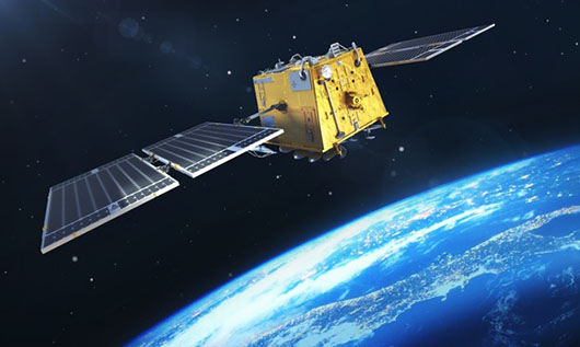 China's satellite factories signal plans to dominate space