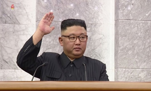 Vaccine-free North Korea claims no infections, tightens border controls