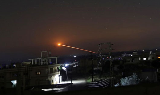 IRGC, Hizbullah officers reportedly killed by Israeli attacks in Syria