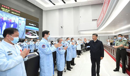 U.S. Space Force confronts 'scary' growth rate of China's space war capability
