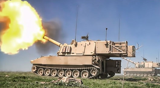 Sale to Taiwan of precision-guided M109A6 155mm artillery angers China