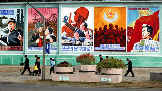 N. Korea awarded perfect score for freedom of expression, economy slammed by Covid