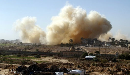 Egyptian forces answer ISIS attack, reports killing 89 'takfiris' in northern Sinai