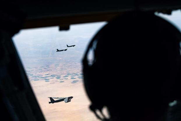 As Taliban sweeps provincial capitals, U.S. Air Force strikes take toll