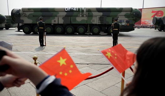U.S. intelligence retools for new focus on emerging Chinese threat, influence ops