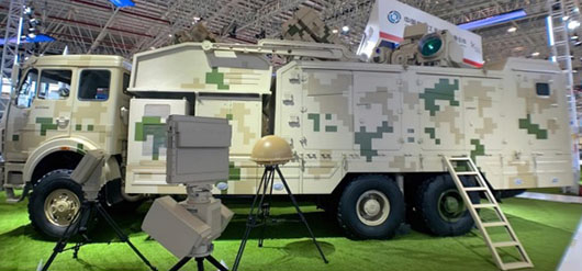 Zhuhai 2021: China reveals two new laser weapons