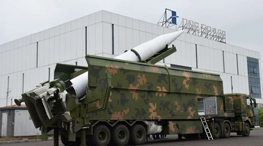 'Private' firm offers China containerized Space Launch Vehicles; ICBMs next?