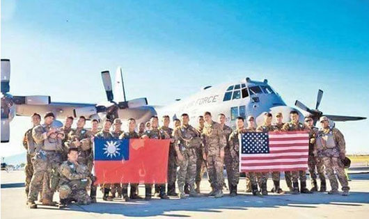 China erupts after U.S. Troops 'revealed' in Taiwan; President Tsai Ing-wen unmoved